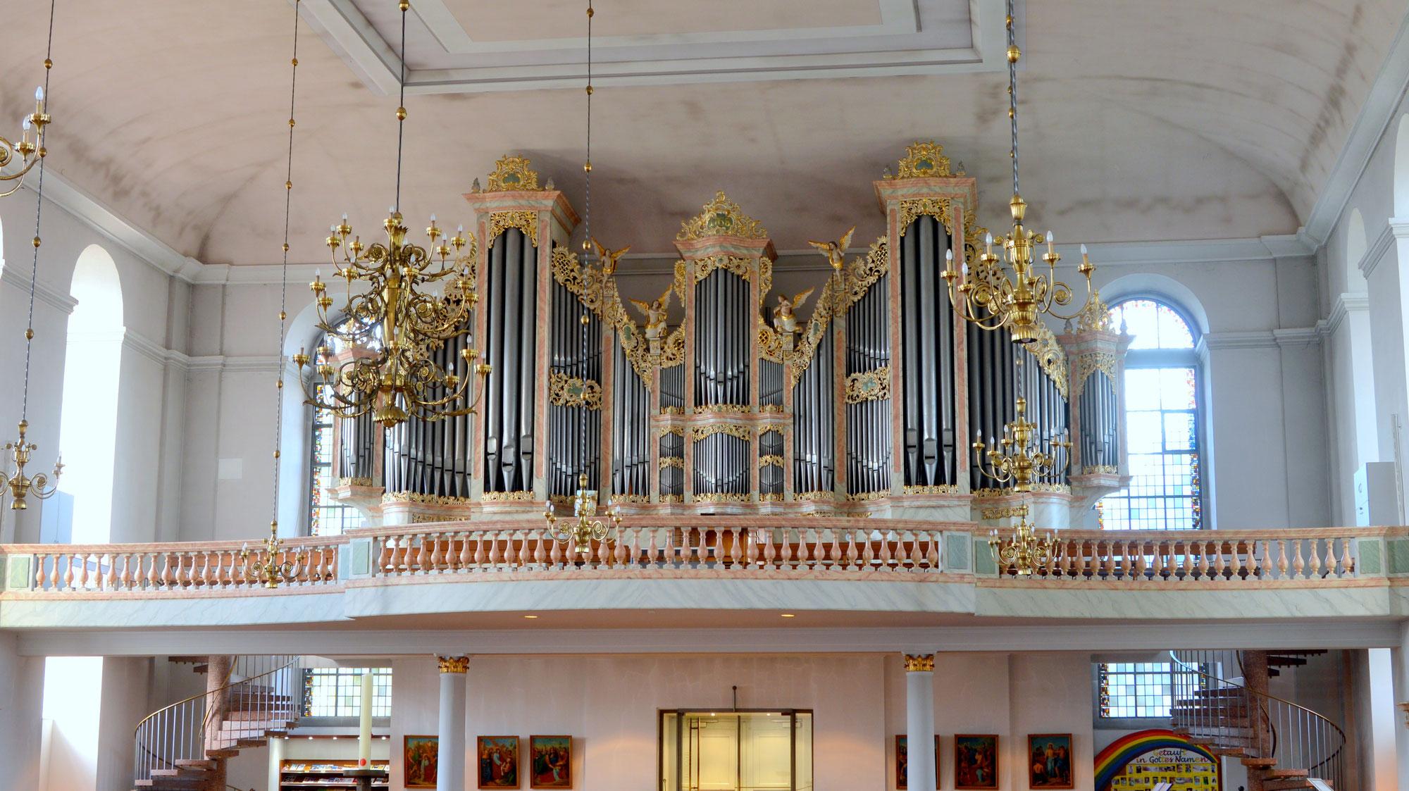 Spannende Orgelprojekte in Löningen und Neuenkirchen