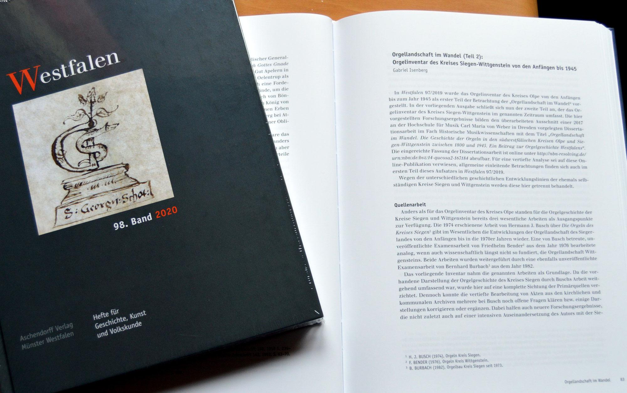 Fertig! Zweiter Teil der Dissertation jetzt in der Druckpublikation erschienen