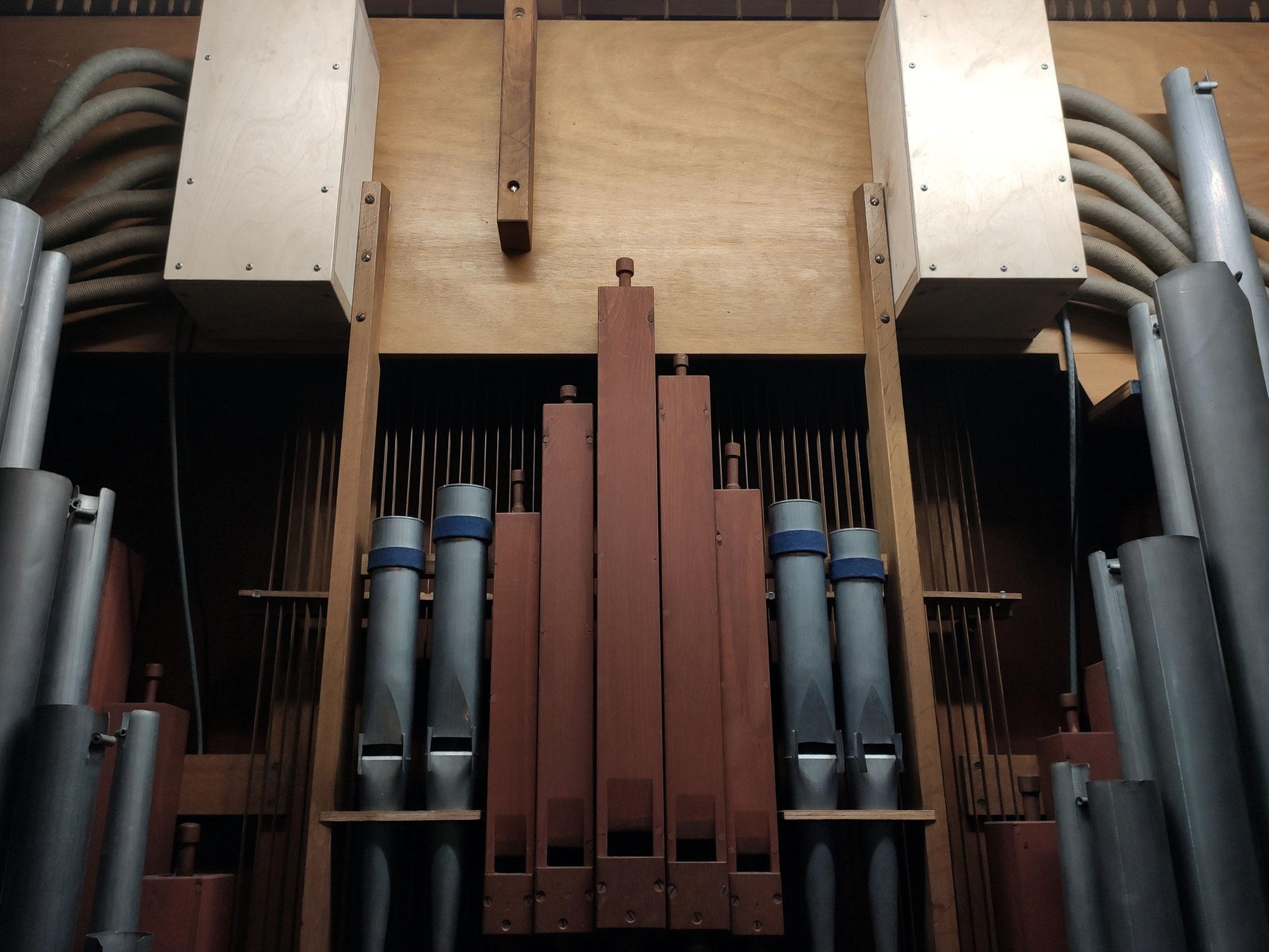 Fast wie eine neue Orgel