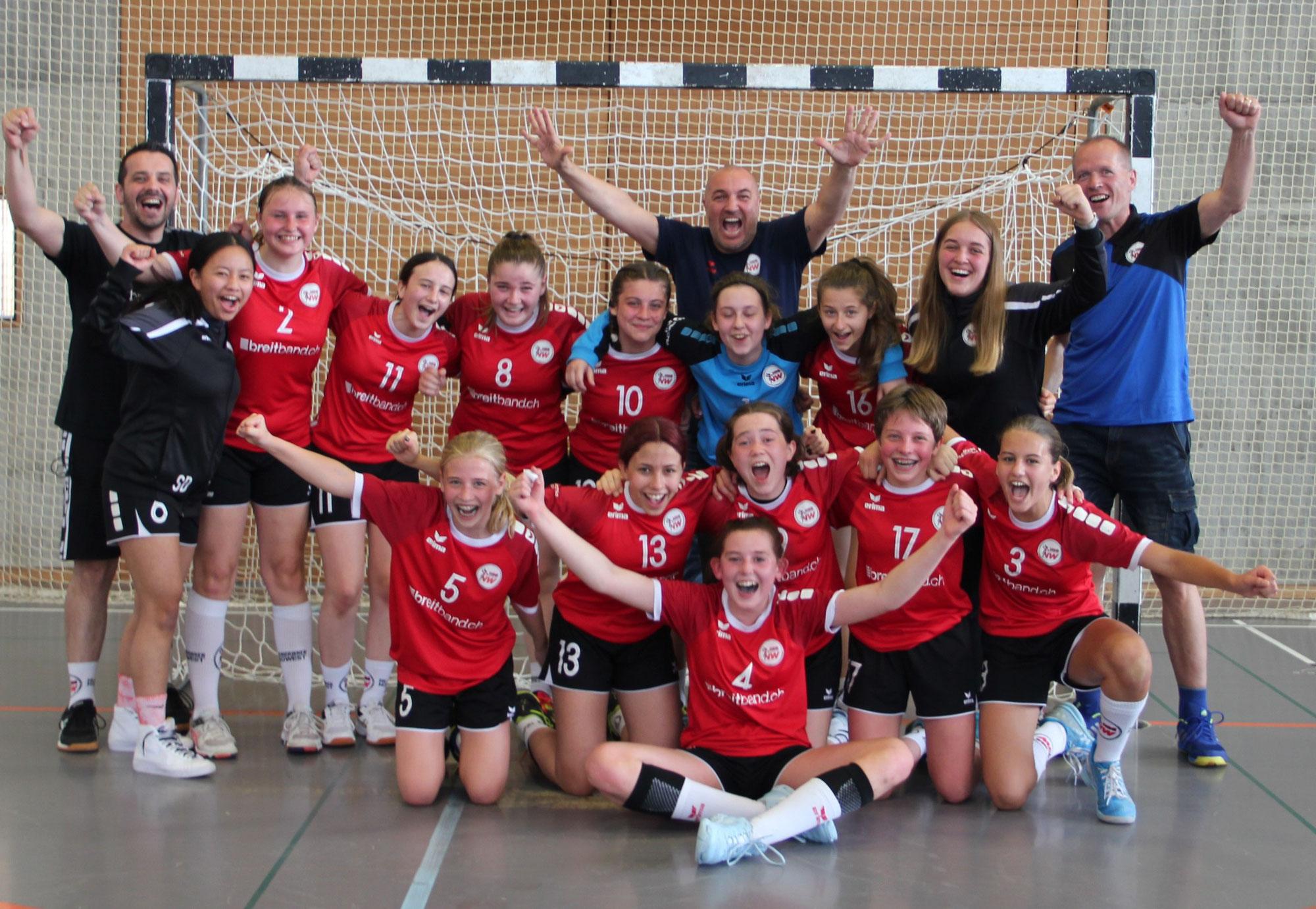 Matchbericht: Entscheidungsrunde gegen Herzogenbuchsee mit Happy End!