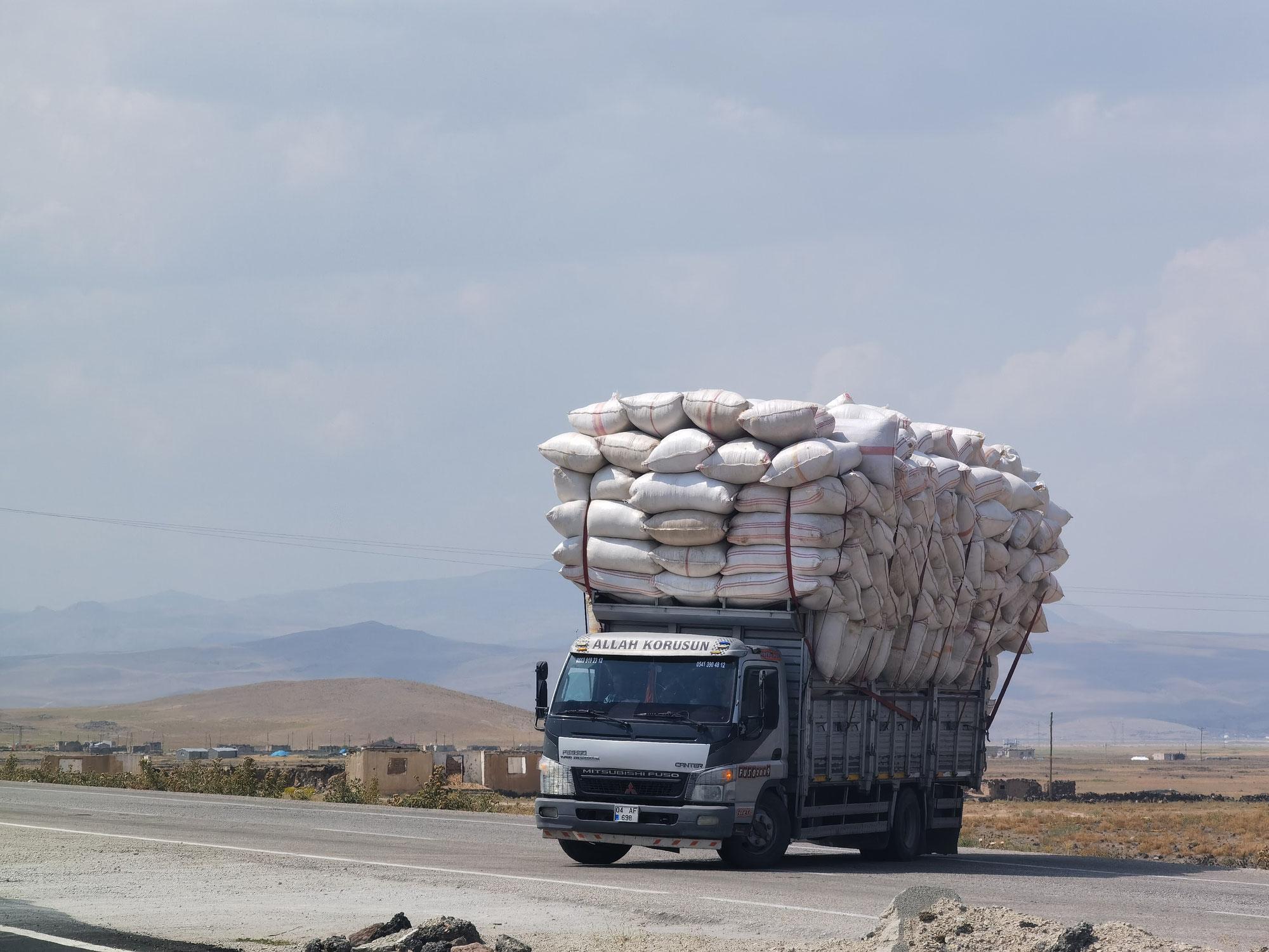 Türkei Teil 2 von Amasya bis Dogubeyazit