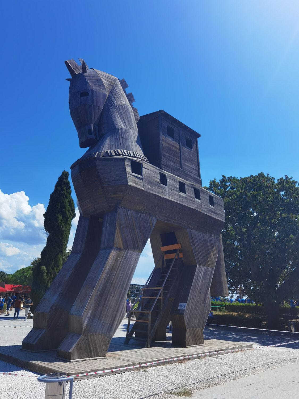 Türkei Teil 5 von Göreme nach Canakkale