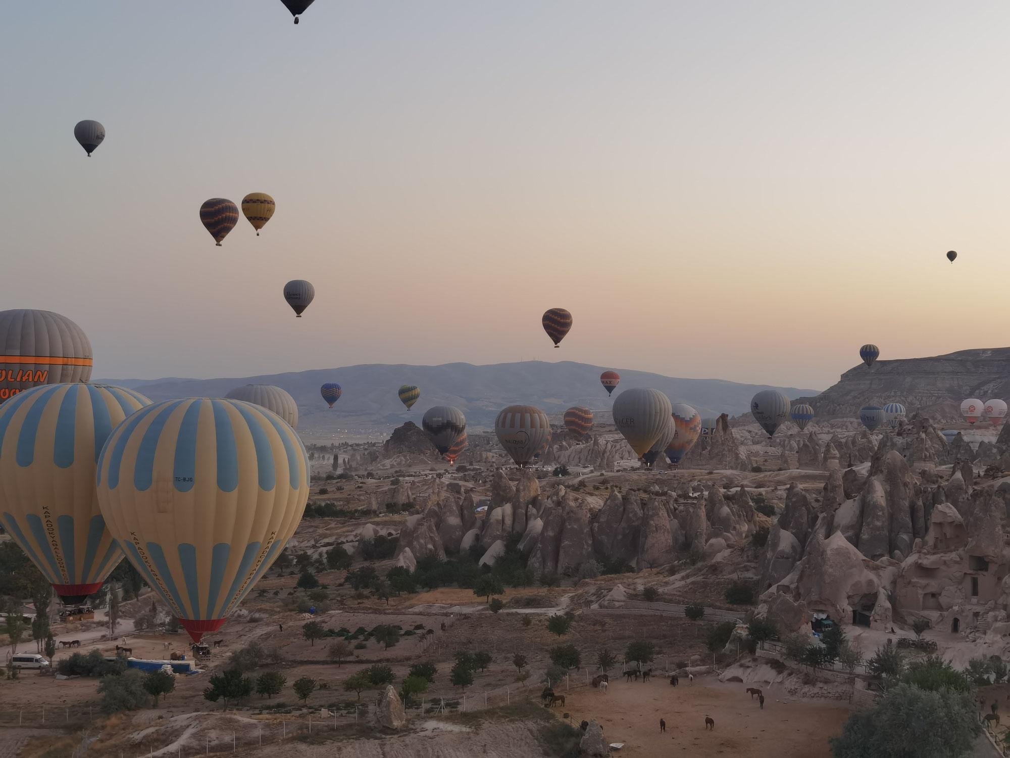 Türkei Teil 4 von Malatya bis Kappadokien