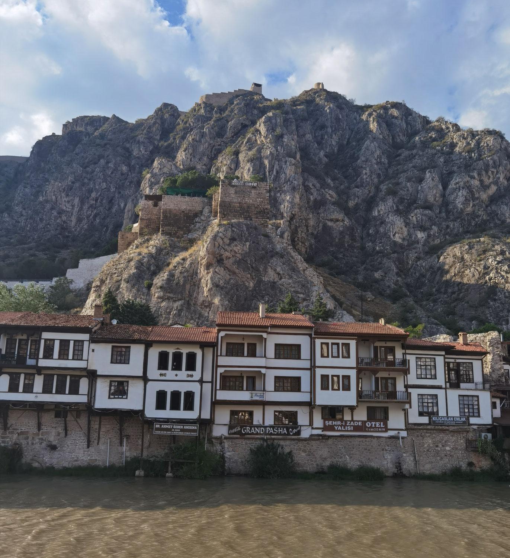 Türkei Teil 1 von Karasu bis Amasya