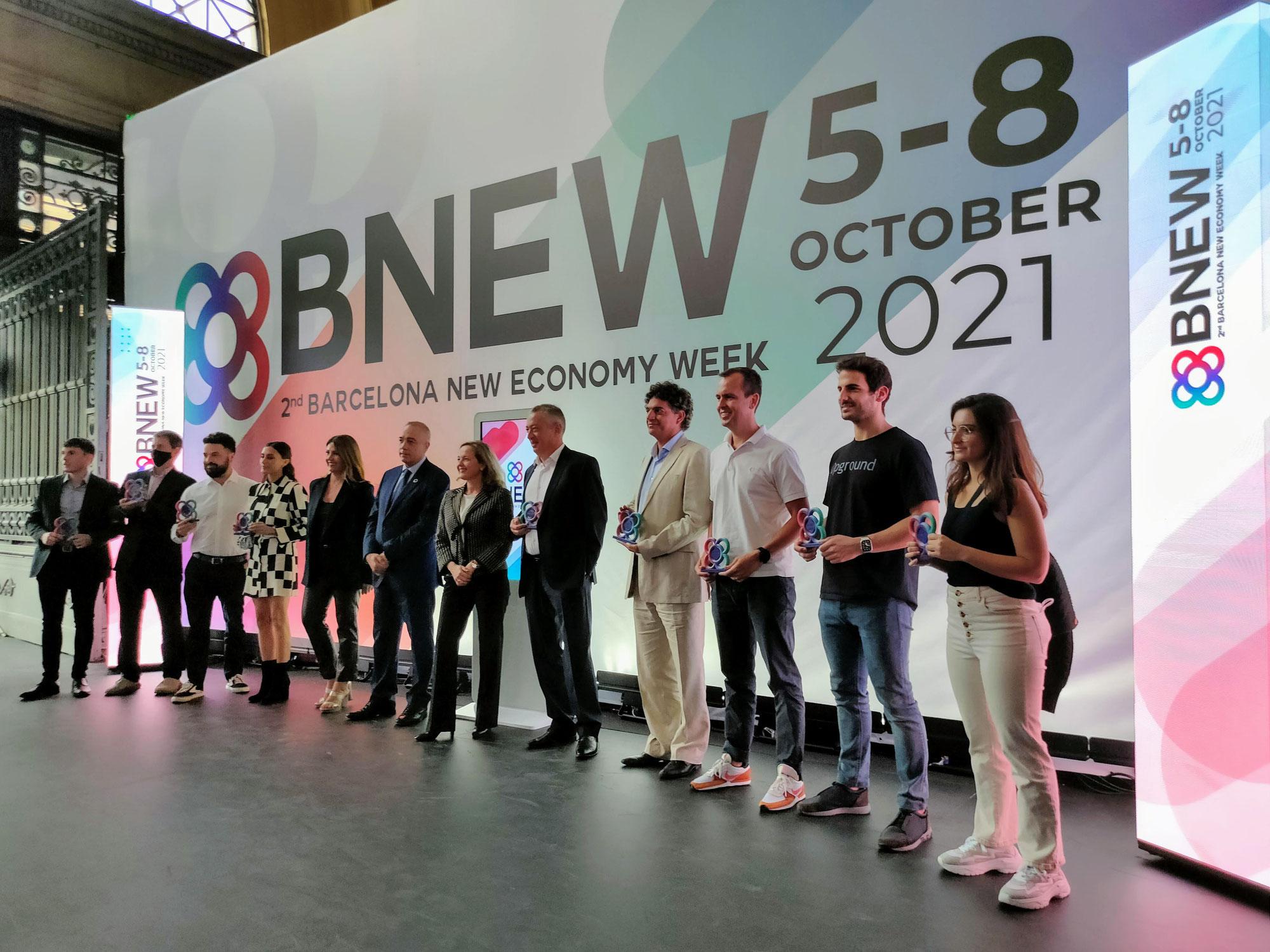 Estas son las 9 mejores Startups de BNEW 2021