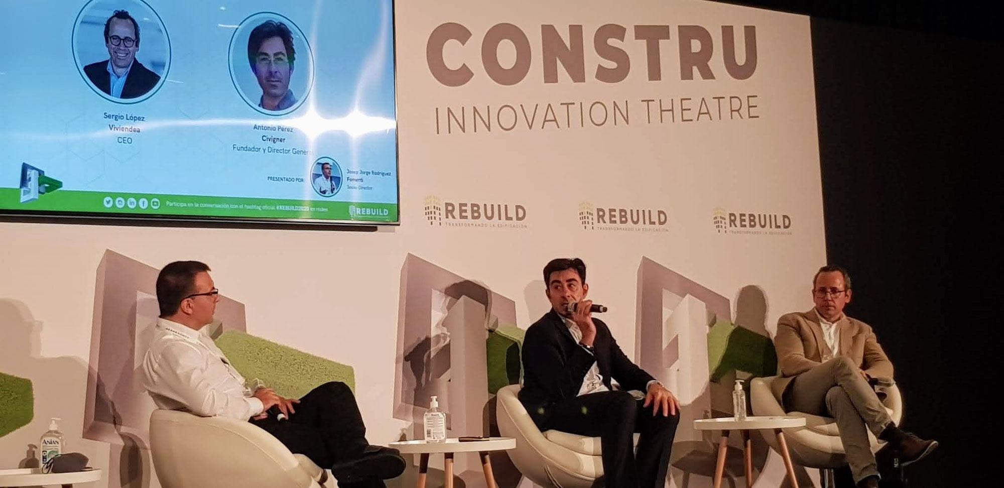 Jornada Startups en REBUILD 2020 (Review)
