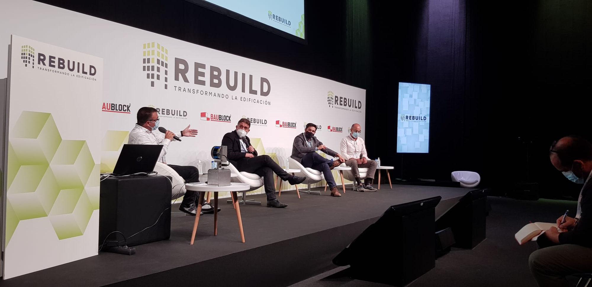 REVIEW Rebuild 21. CONSTRUCTION TECH STARTUP FORUM