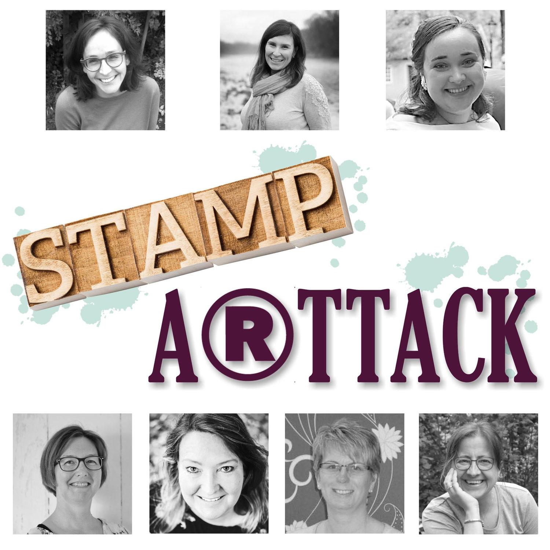 "Stampa(r)ttack BlogHop ""Hurra wir feiern!"""