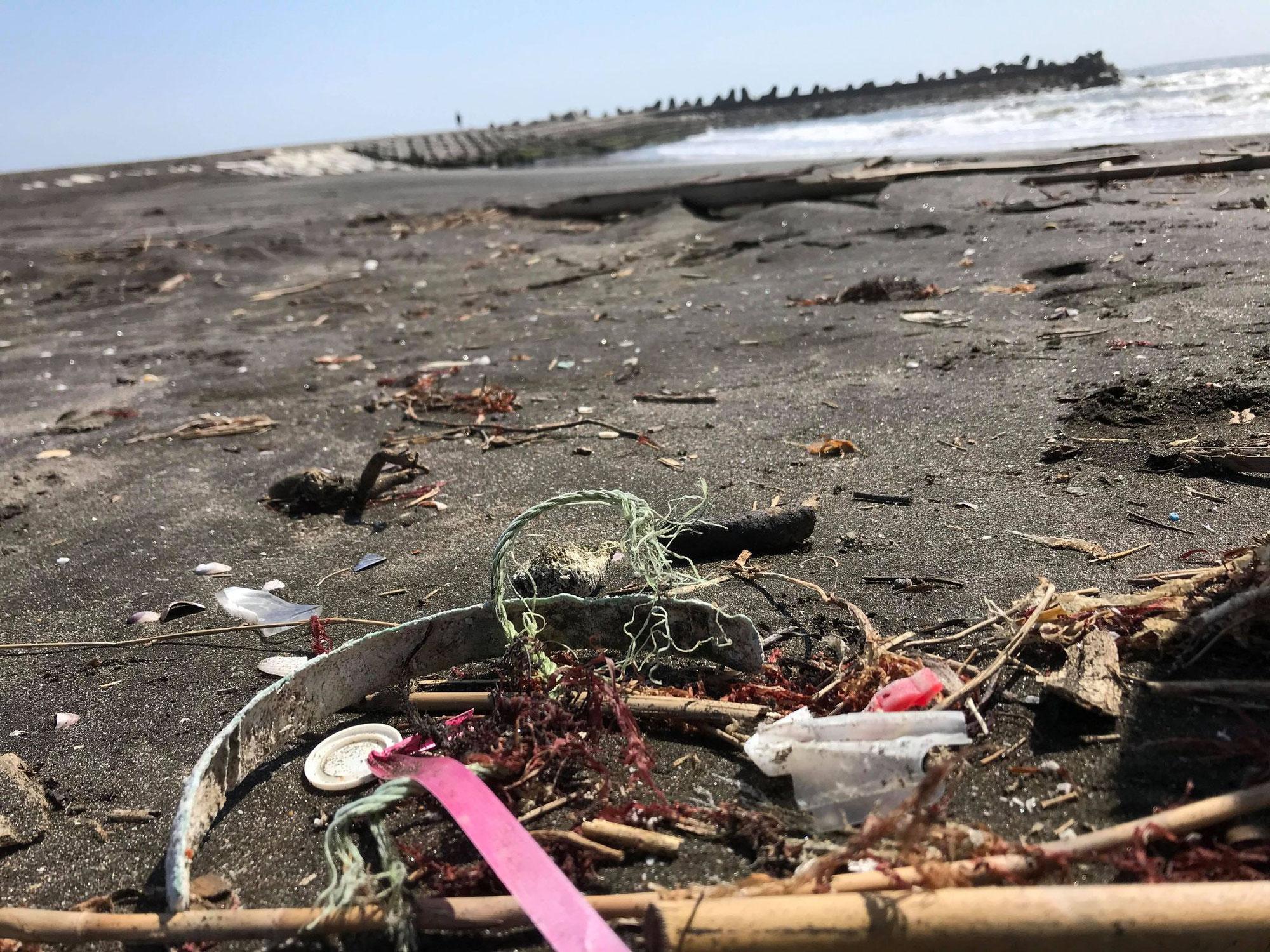 4月のビーチクリーン