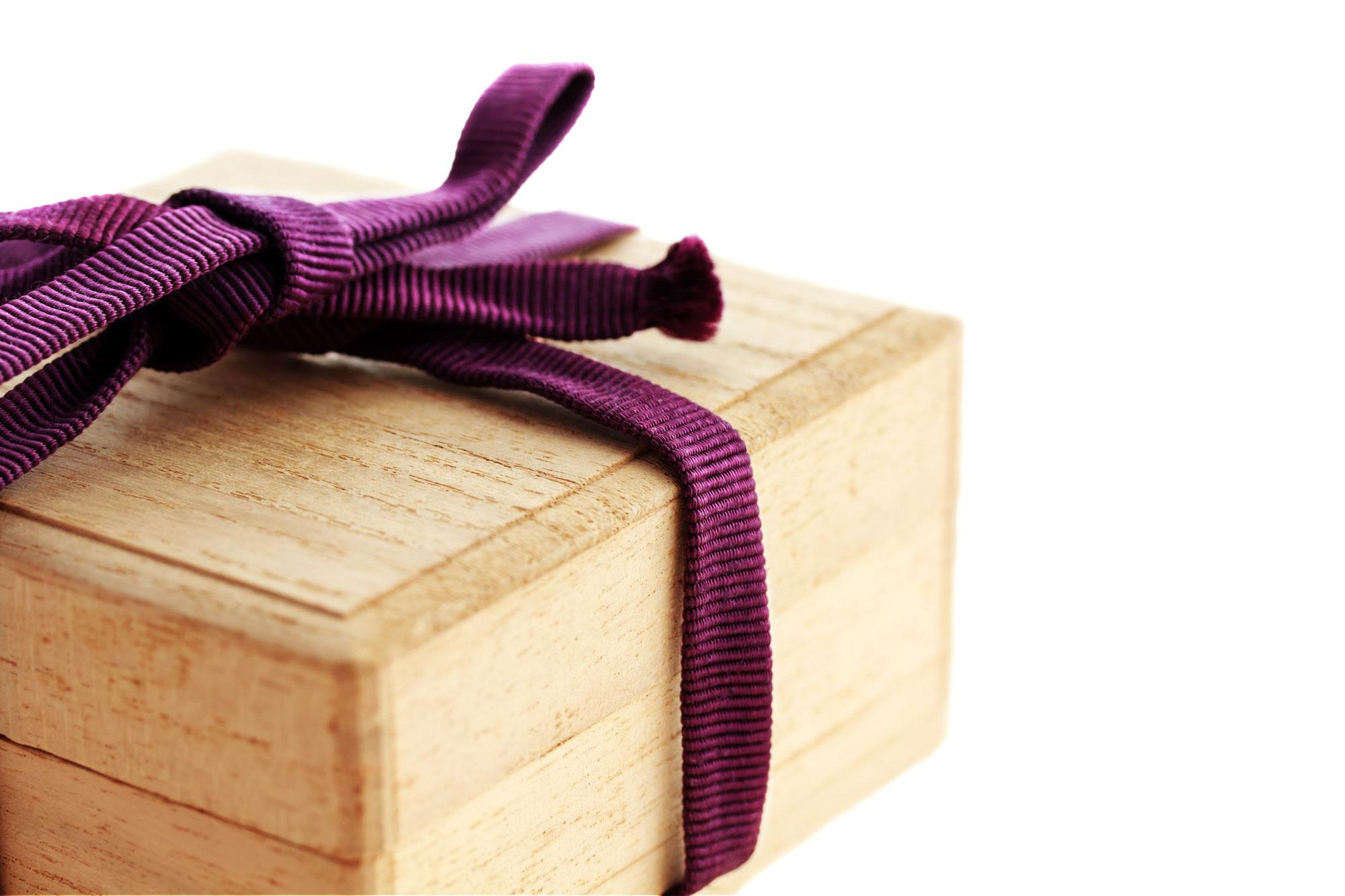Eine Schachtel voll Erinnerungen
