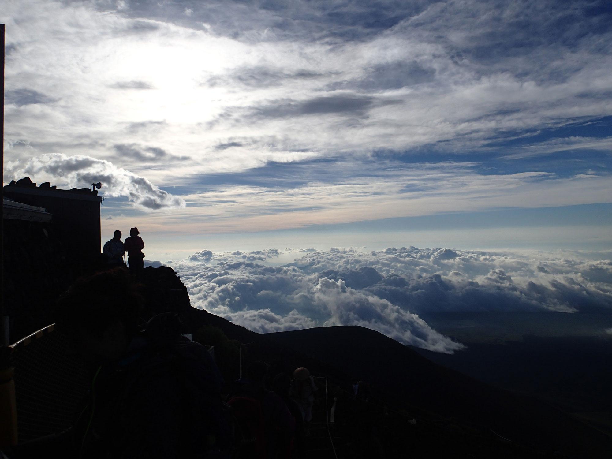 はじめての富士登山物語
