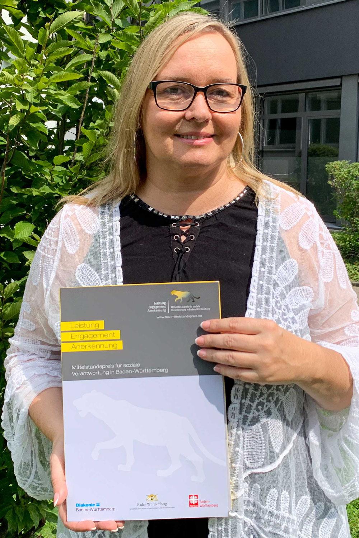 Bei LEA-Mittelstandpreis erhält GebärdenVerstehen erneut Auszeichnung