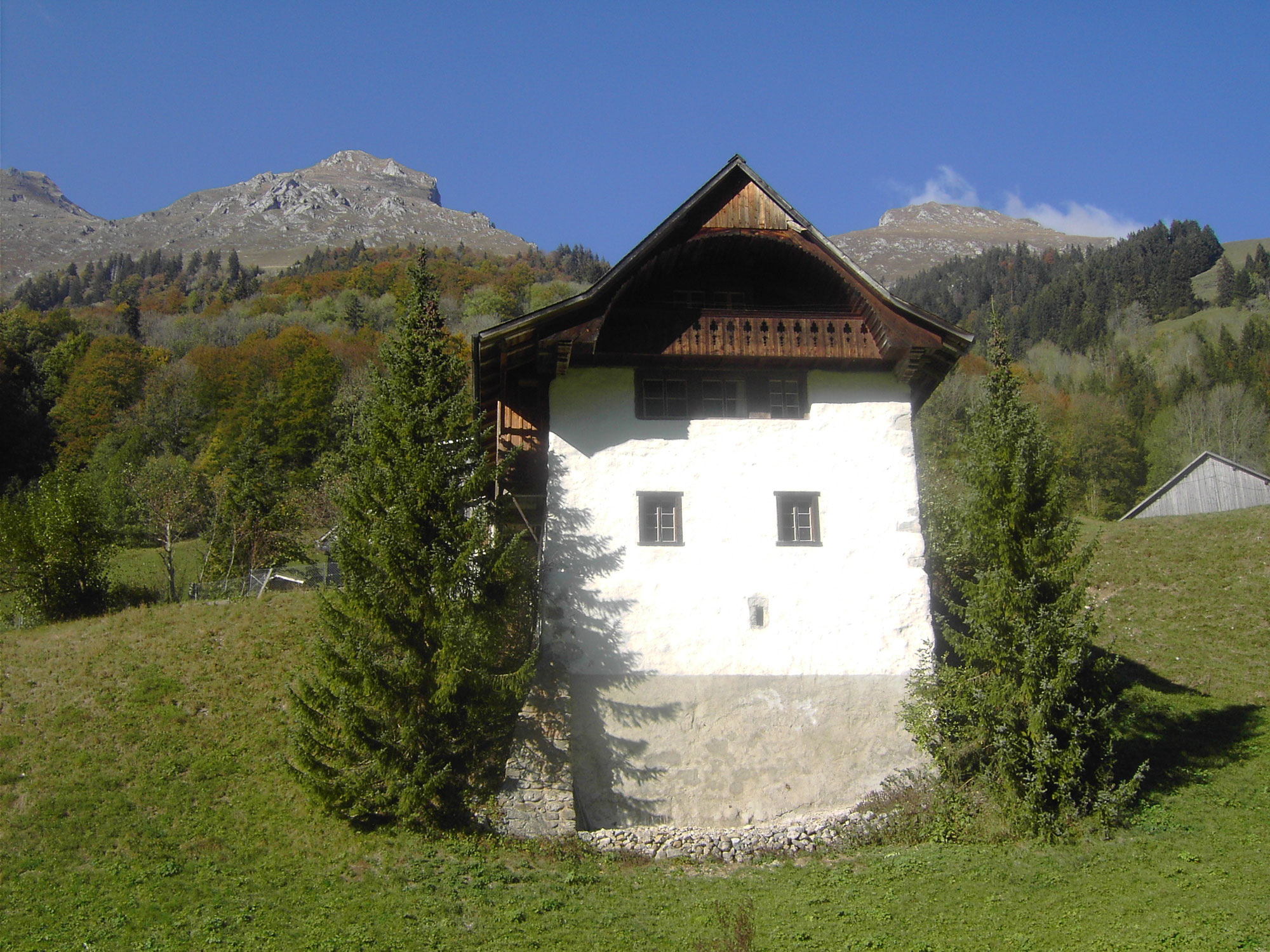 Jauner Unterkünfte-Ferienhaus Tempel