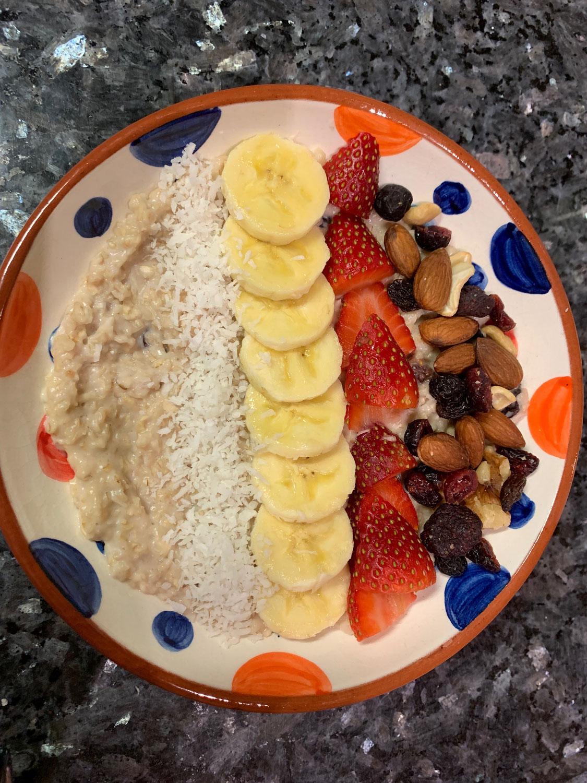 Mein Lieblings-Porridge