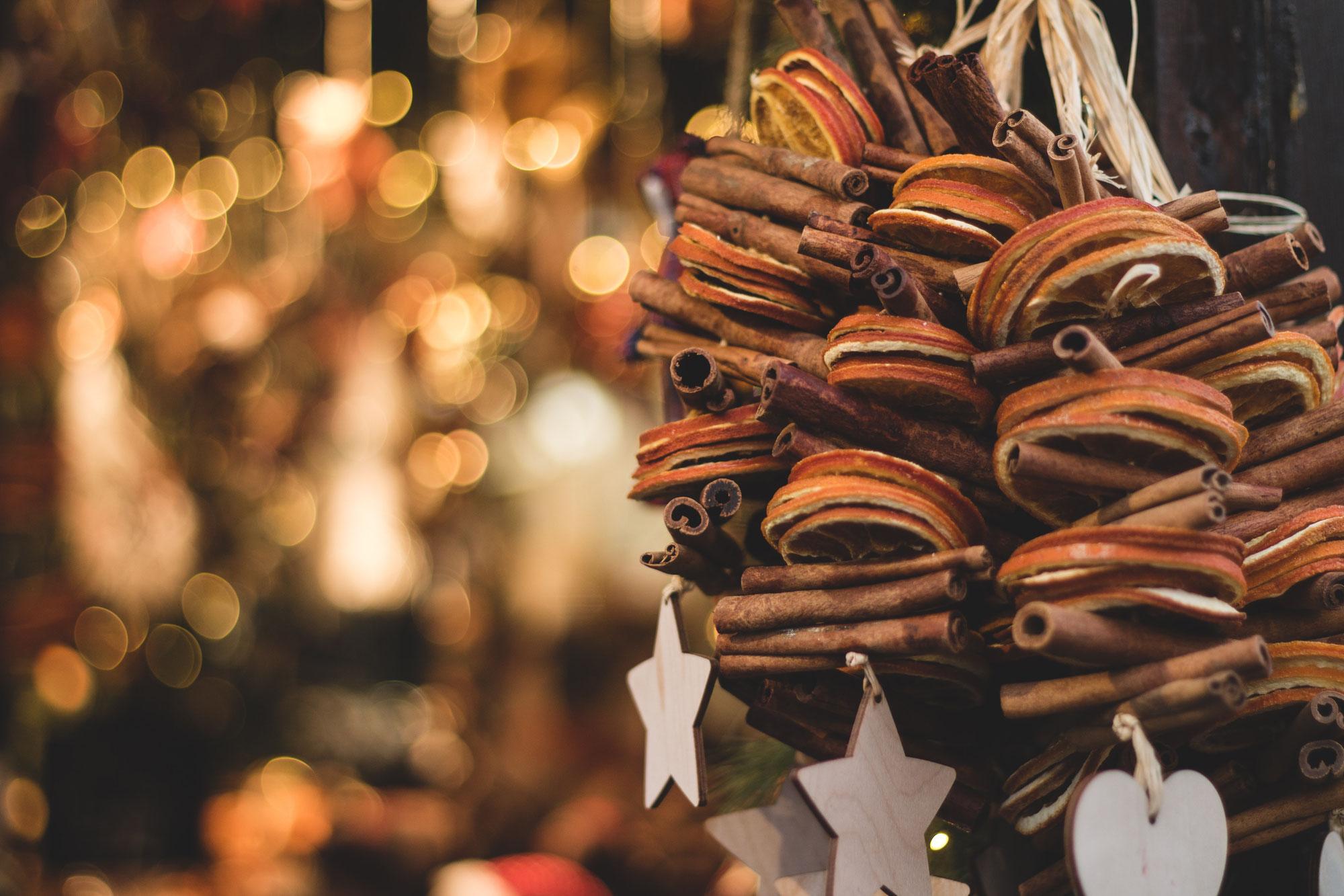 Weihnachtliches Gebäck