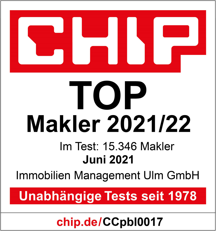 Auszeichnung Top Makler 2021/22