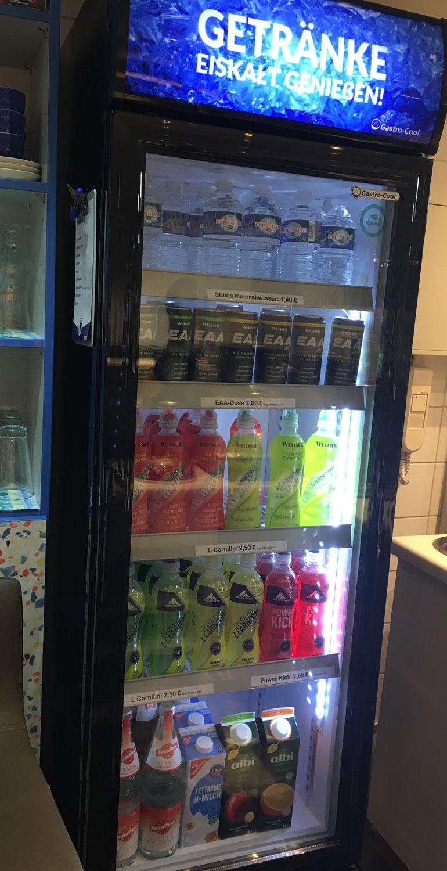 Unser neuer Kühlschrank ist da!