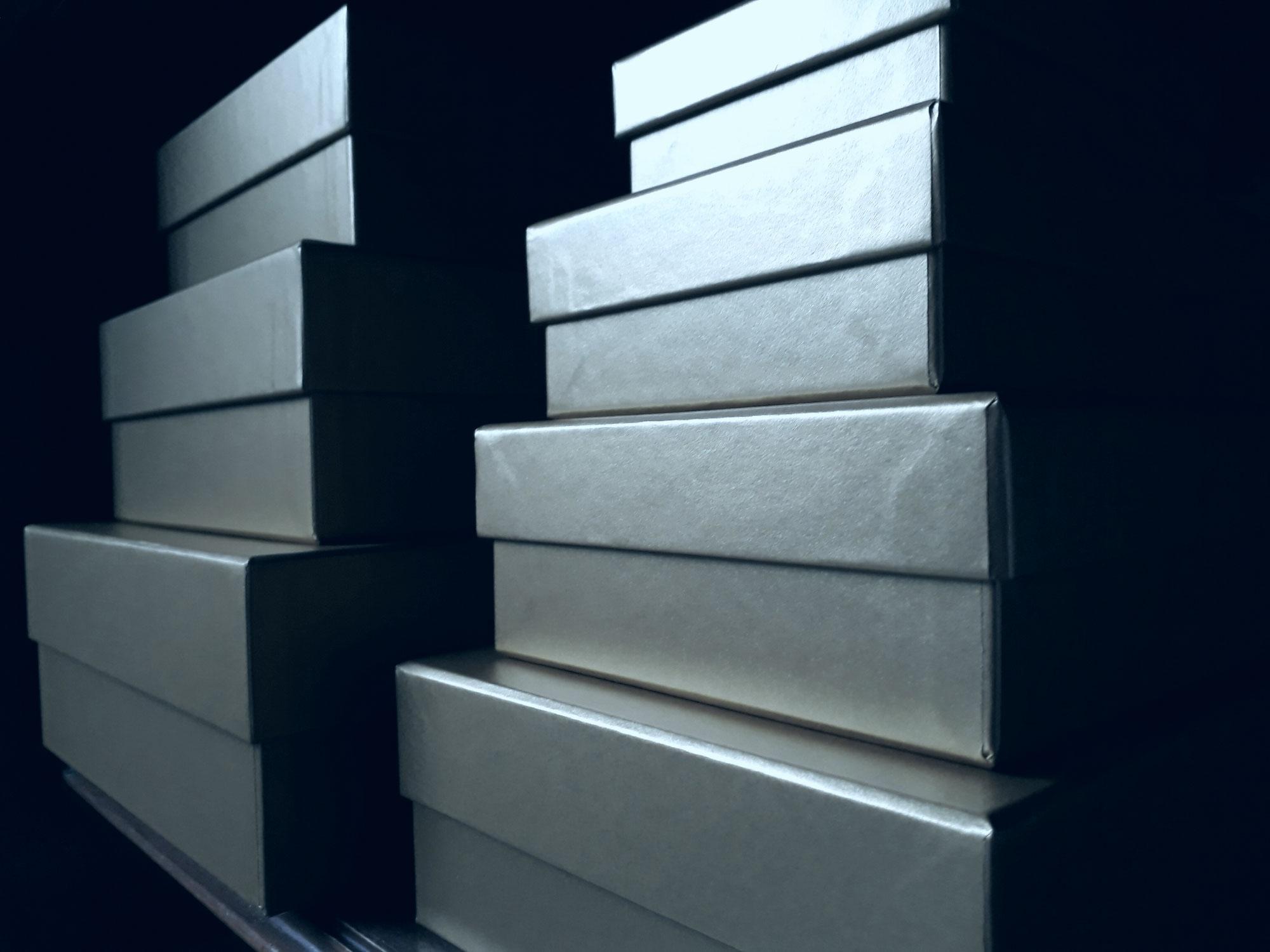 boxline dekorative kartonagen von r ssler papilando. Black Bedroom Furniture Sets. Home Design Ideas