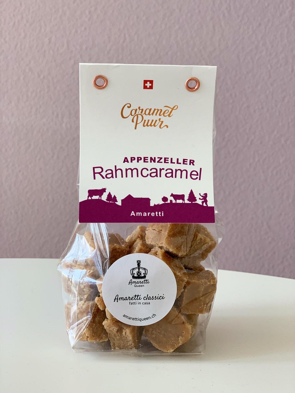Amaretti Rahmcaramel - eine süsse Kombination