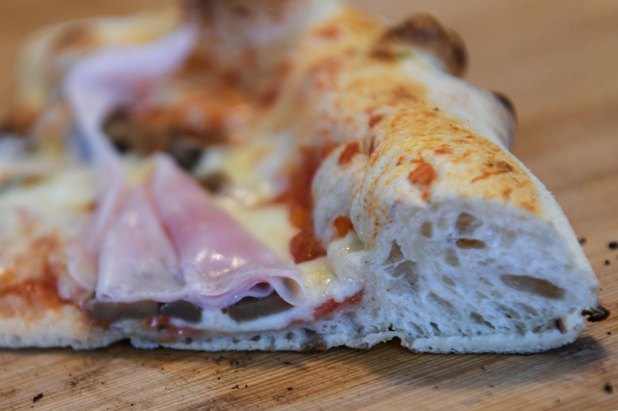 Einfaches Pizzateig Rezept