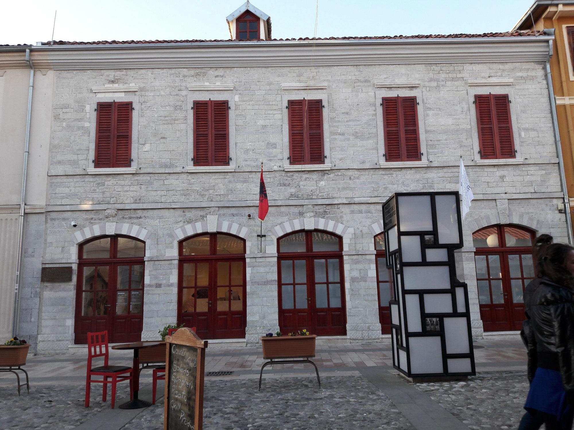 Albanie : la photothèque Marubi