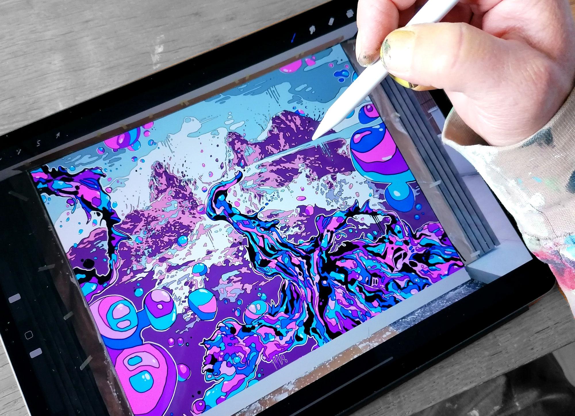 Digitale Entwürfe