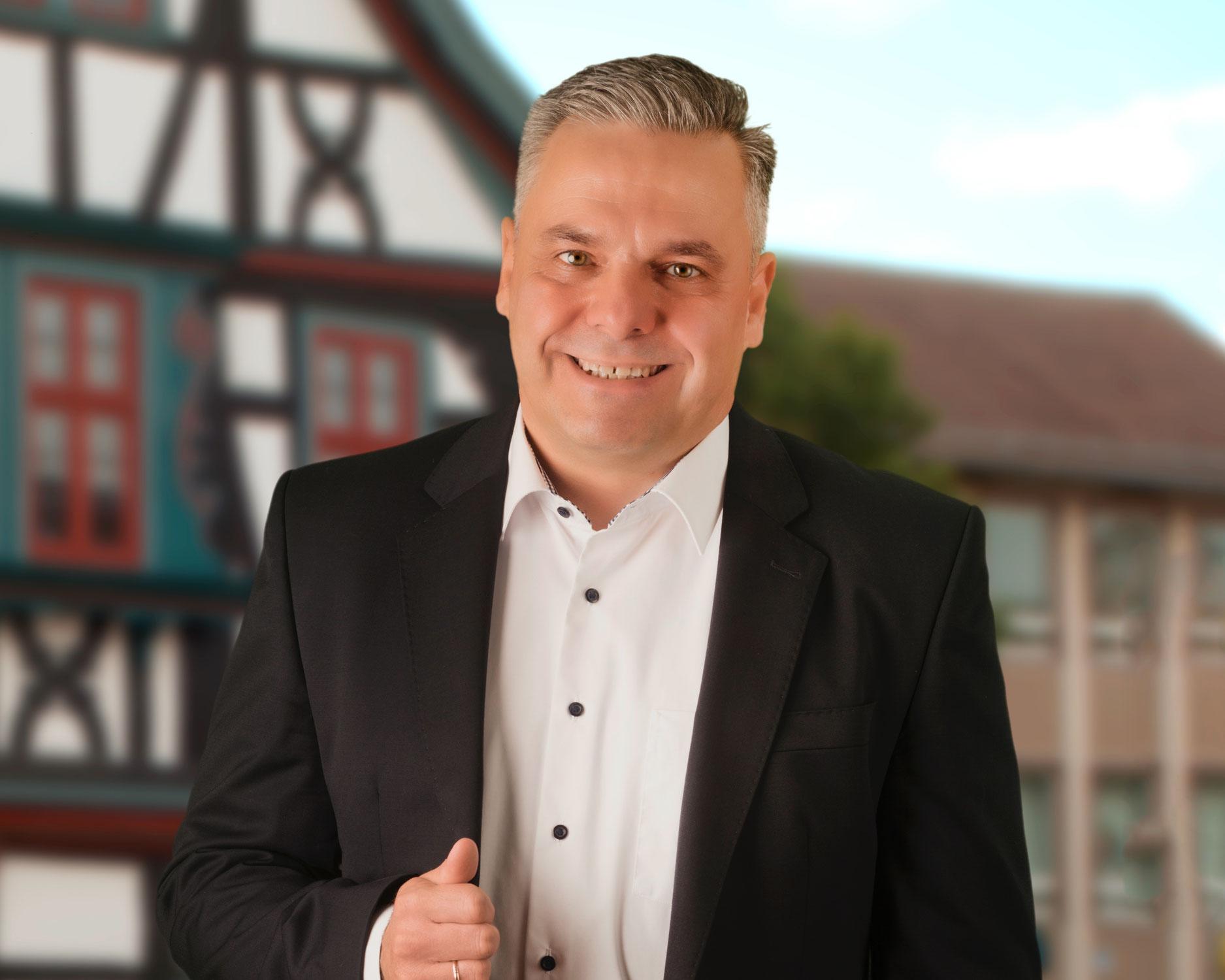WiR unterstützen Norman Zimmermann als Bürgermeister Kandidat