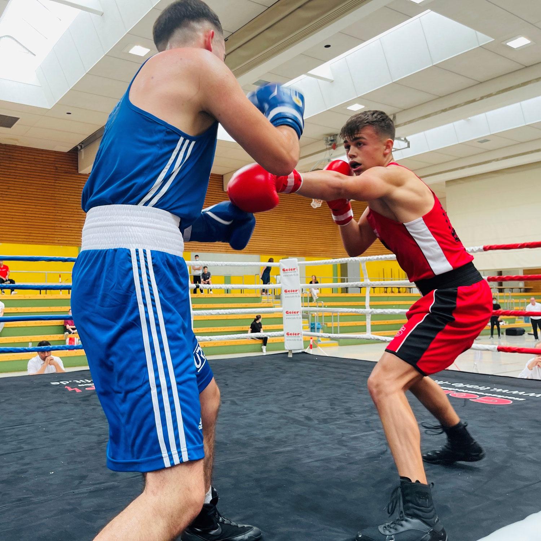 Erstes Gießener Boxturnier 2021