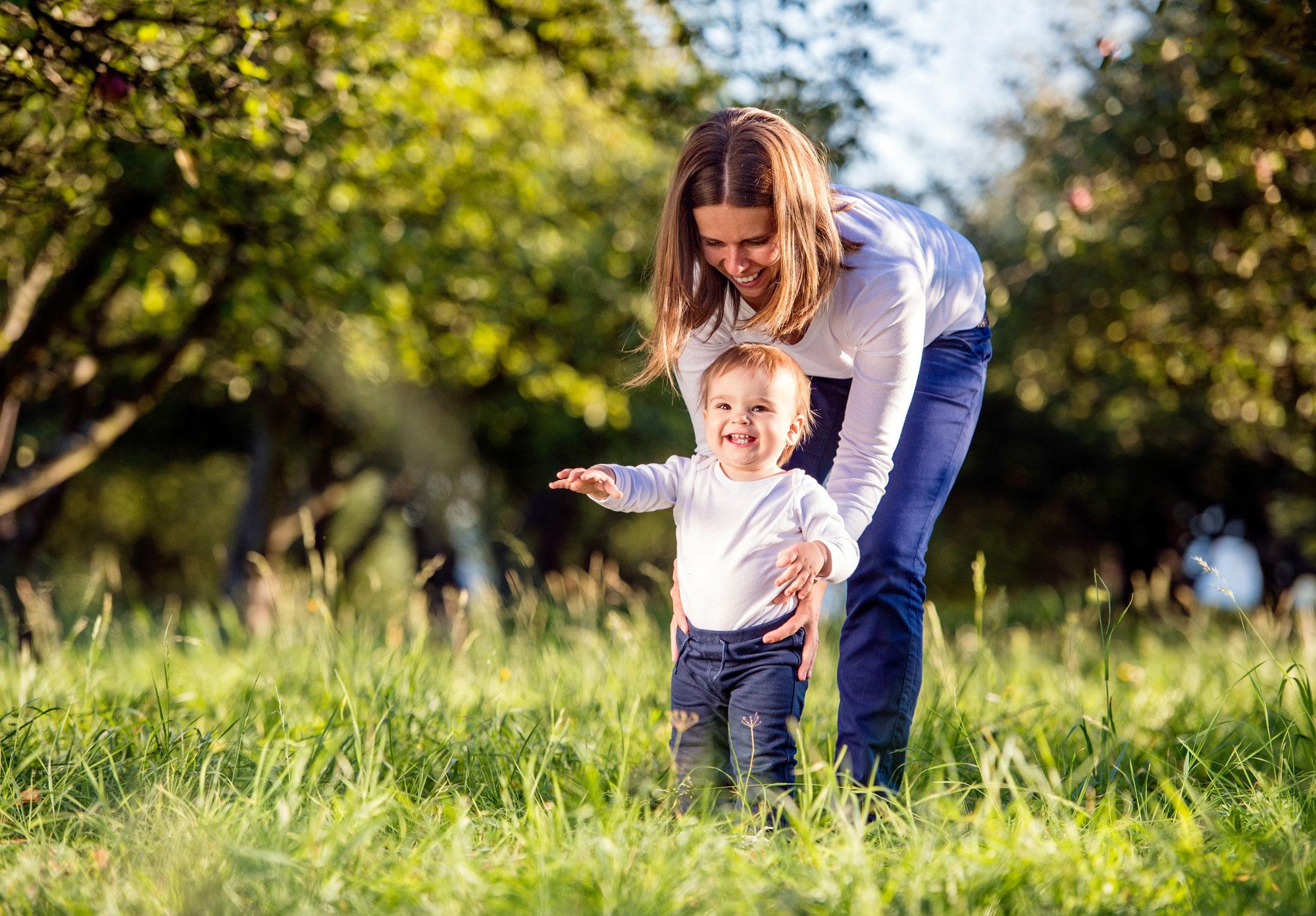 Meilensteine: Entwickelt sich mein Kind altersentsprechend?