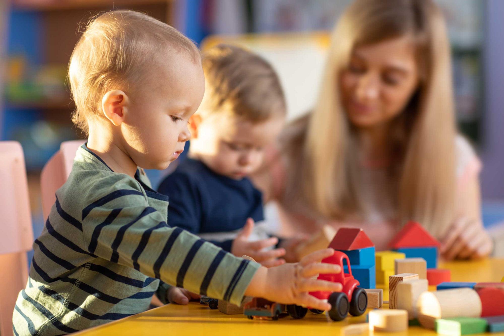Was bringt den Kindern die Kita-Betreuung für ihre Entwicklung?