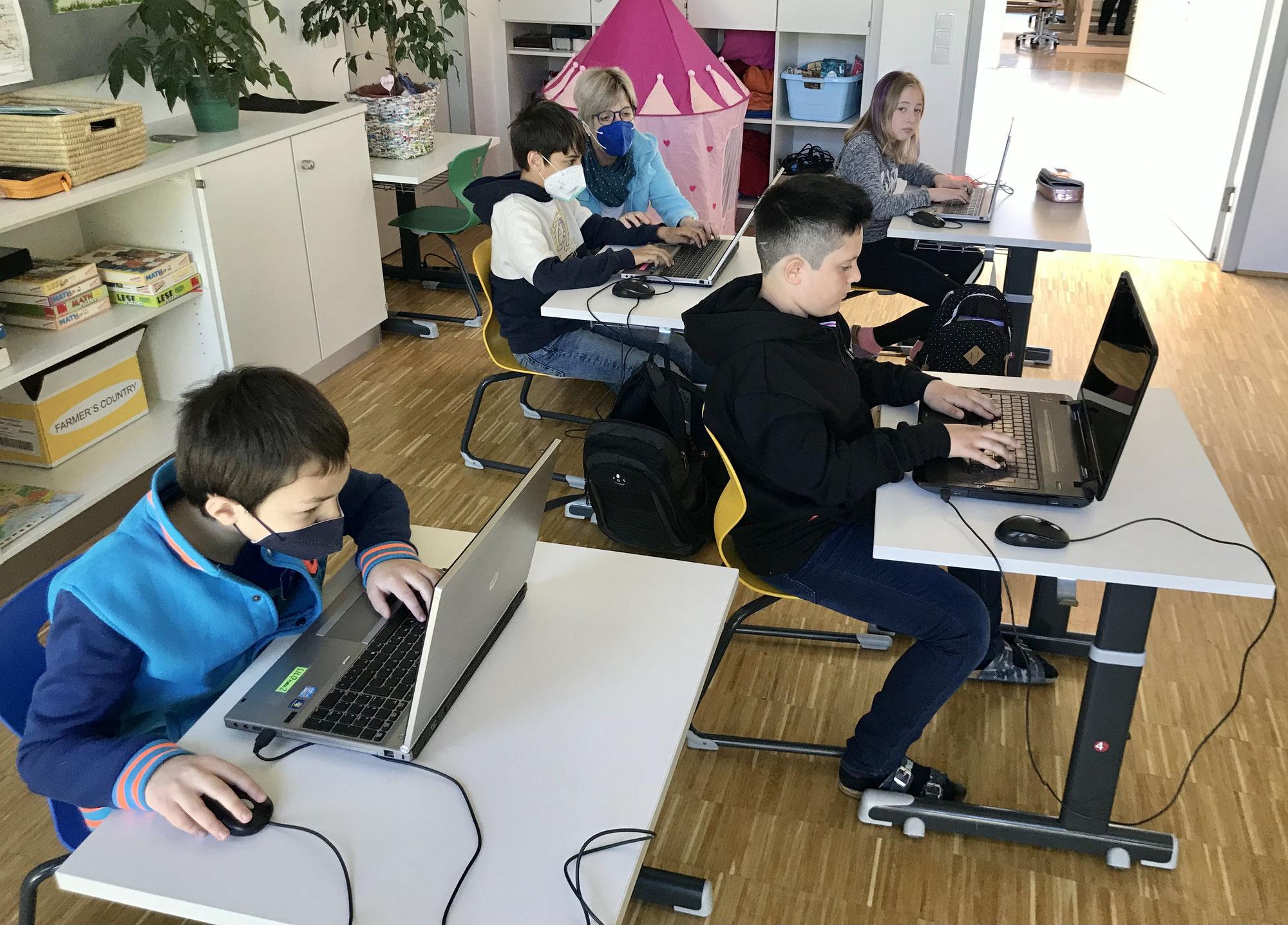 Lernmax - digitale Lernprogramme für mehr Abwechslung und Motivation