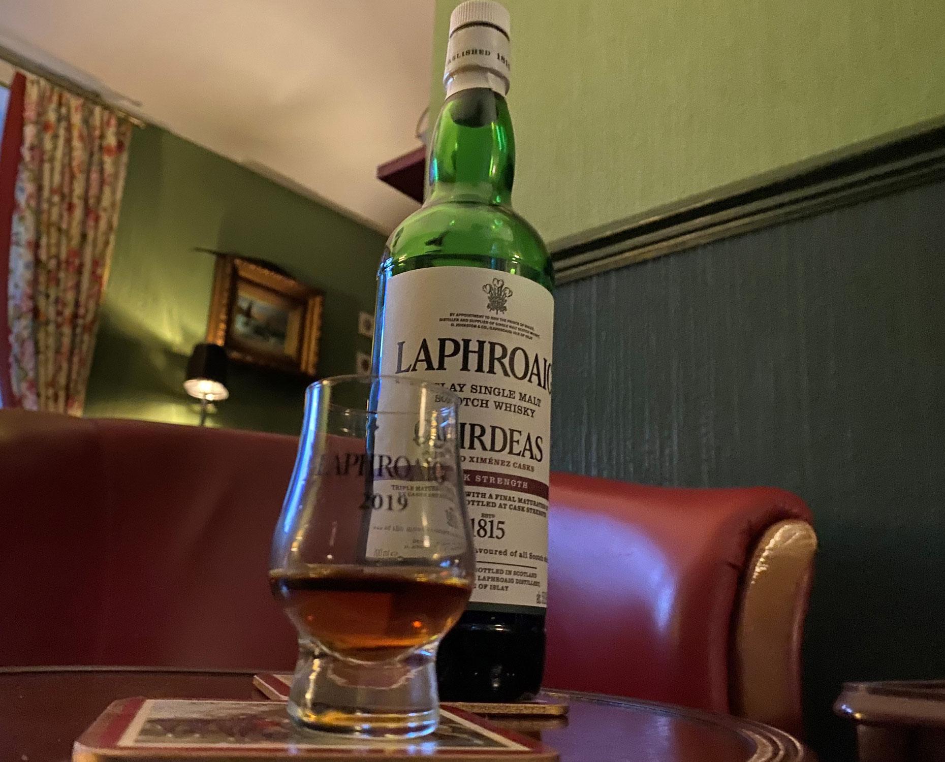 Tastingnotes: Laphroaig Cairdeas 2021 PX