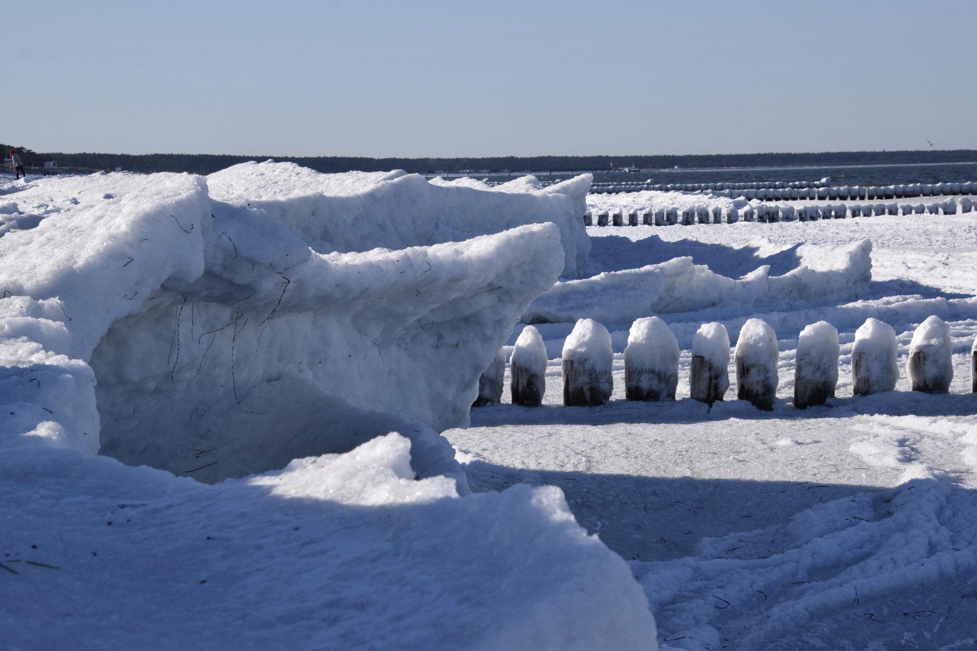 Am liebsten würde ich überall gleichzeitig sein... im WinterZauberLand am Meer!