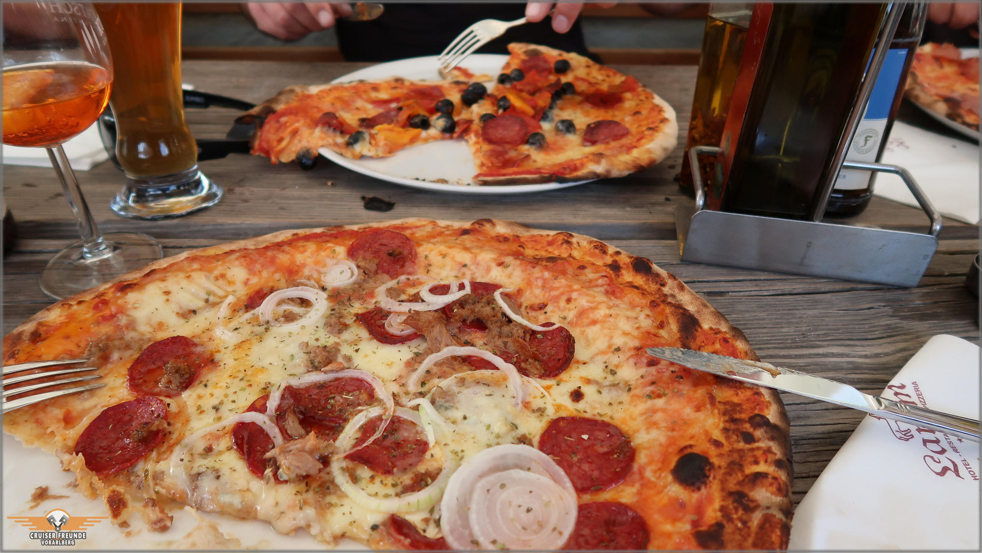 Pizzatour ins Vinschgau