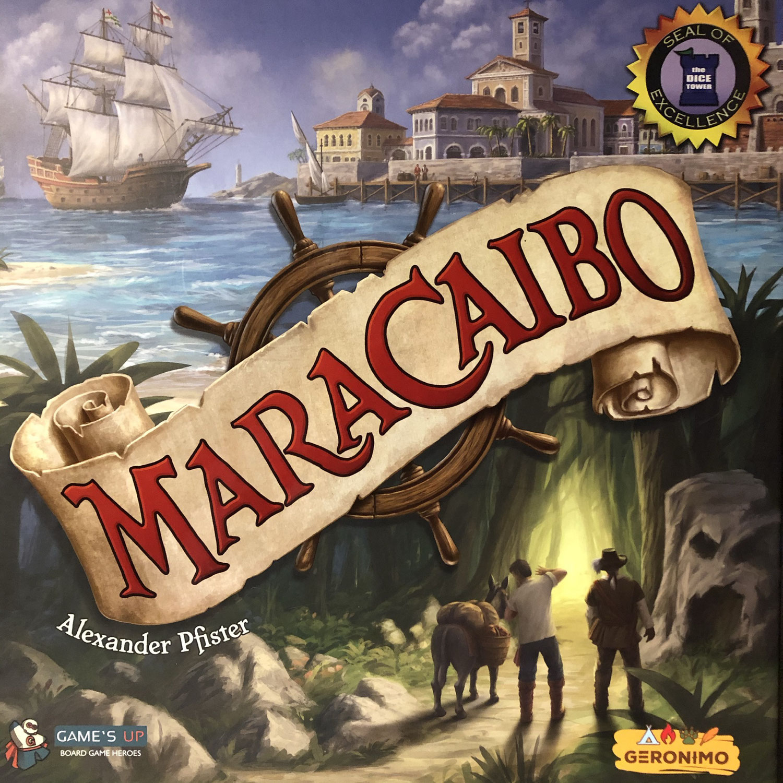 Maracaibo (NL review)