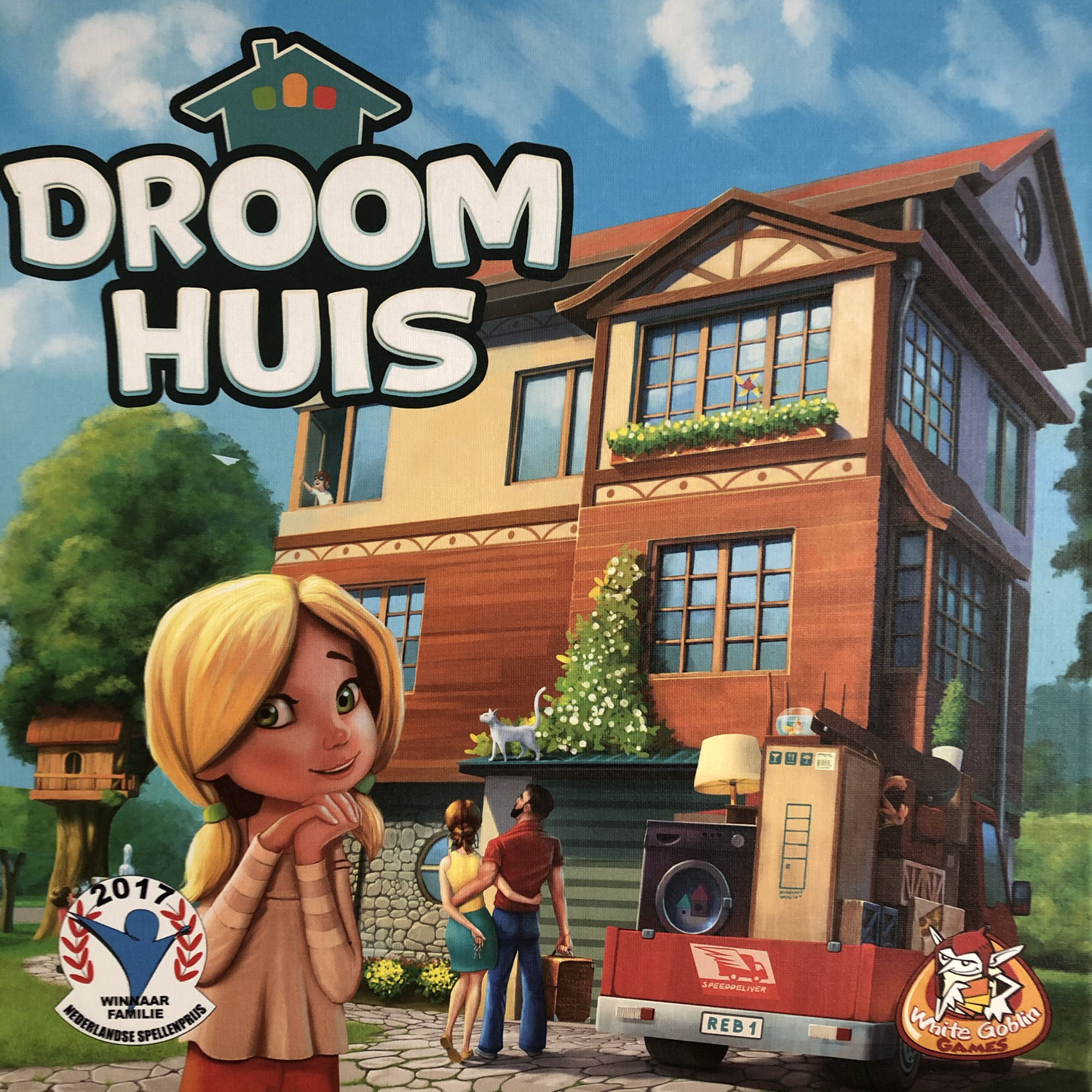 Droomhuis (NL Review)