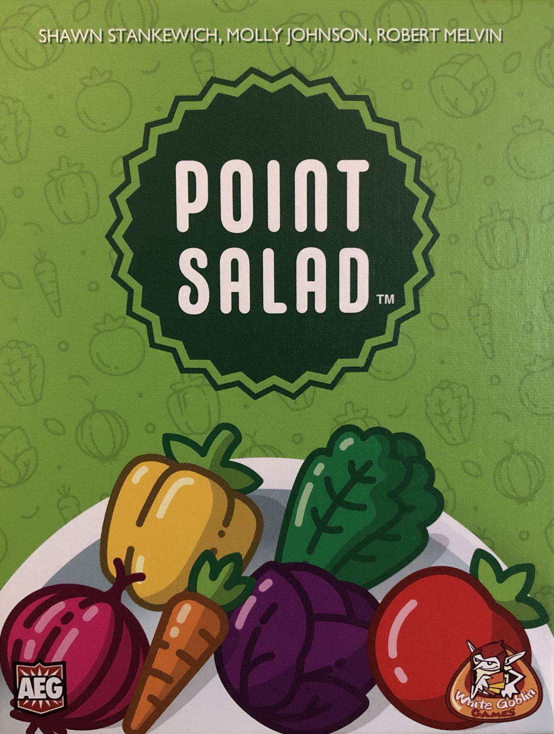 Point Salad (NL review)