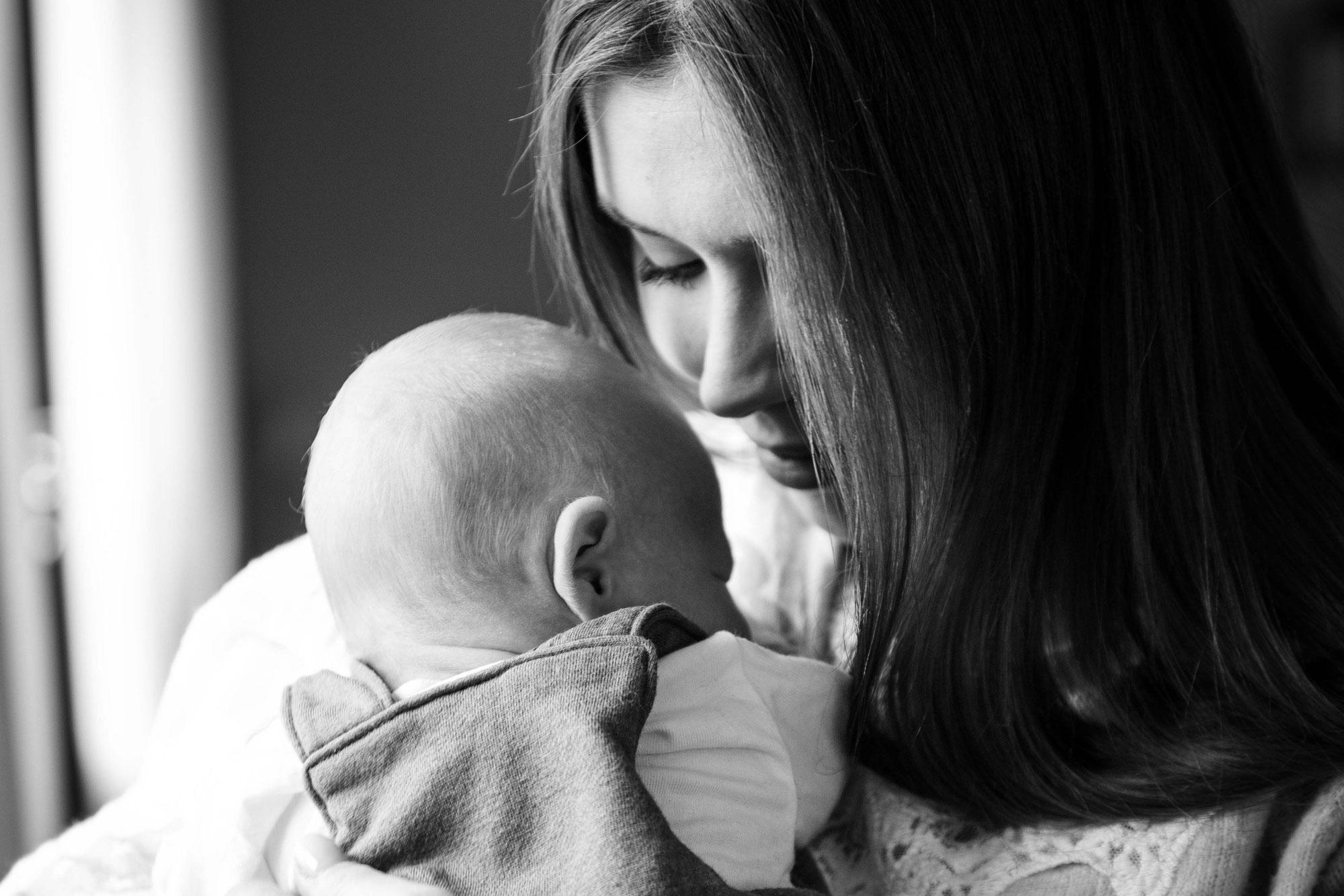 Newborn Home-Story Shooting