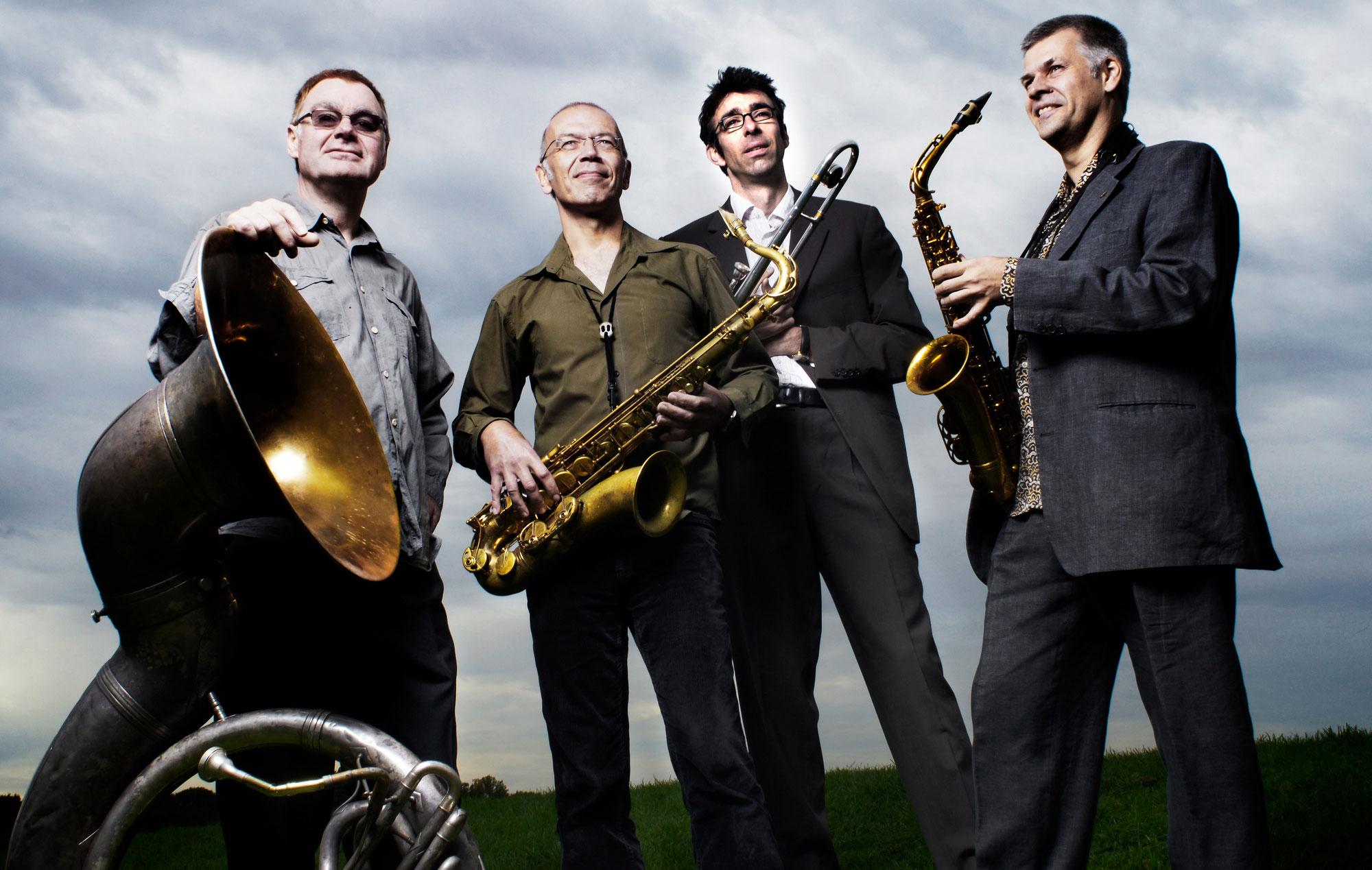 """Jazz-Konzert mit """"Talking Horns"""""""