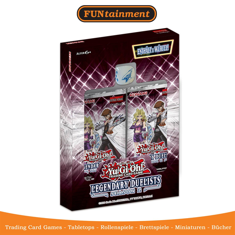 Yu-Gi-Oh!  Legendary Duelists Season 2  ab sofort erhältlich!
