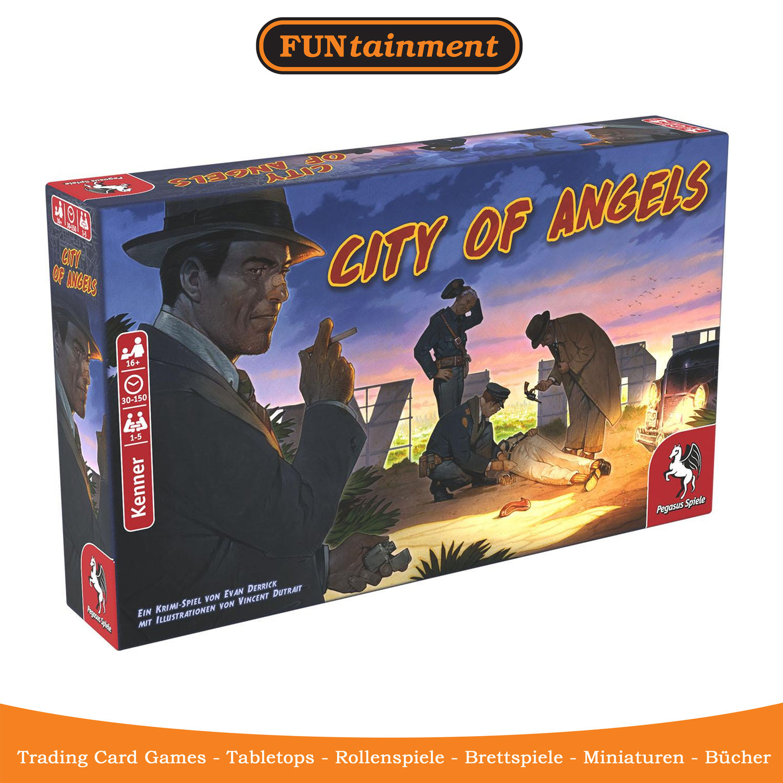 City of Angels - eingetroffen
