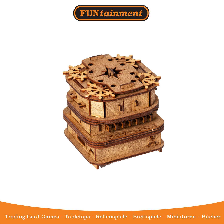 Cluebox - Escape Room in einer Box. Davy Jones' Locker  eingetroffen