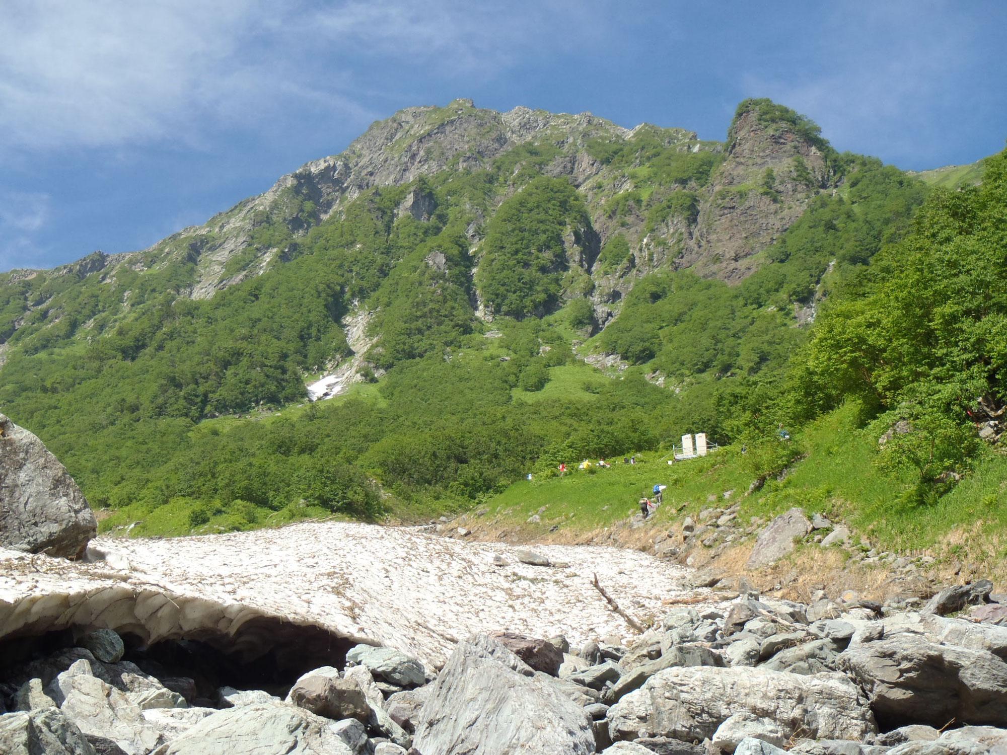 北岳のおすすめ登山コース