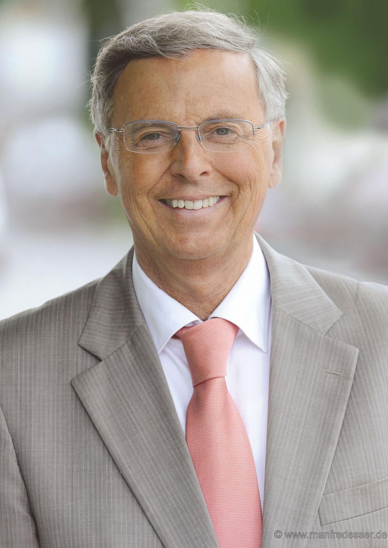 Wolfgang Bosbach überzeugte beim CDU-Neujahrsempfang mit Charme und Sachverstand