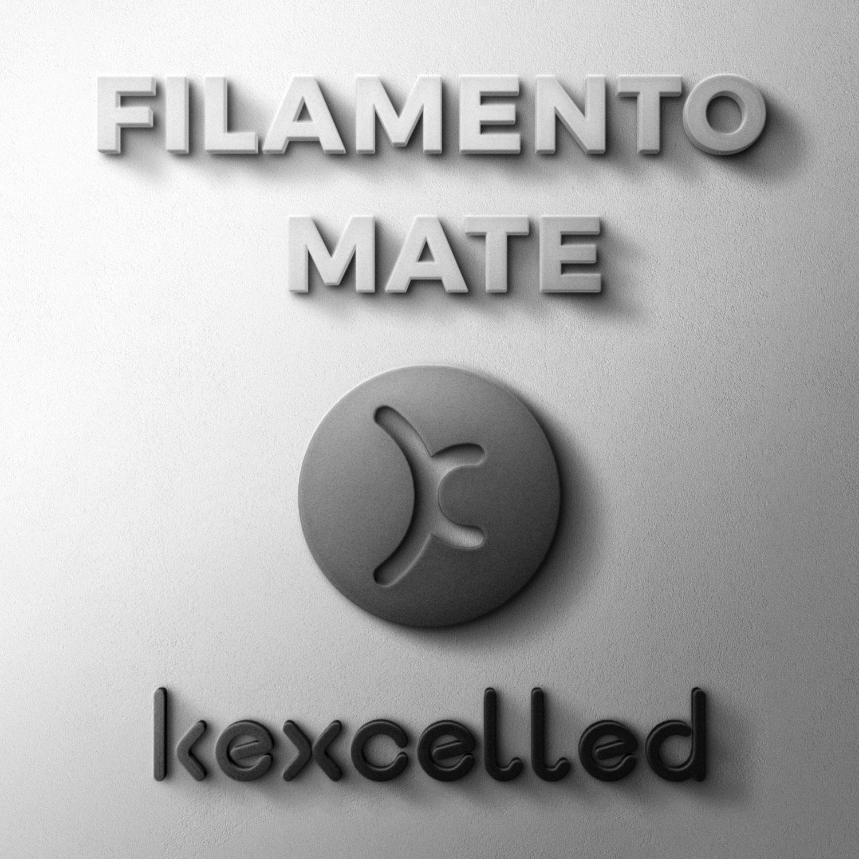 Filamento 3D Mate de Kexcelled