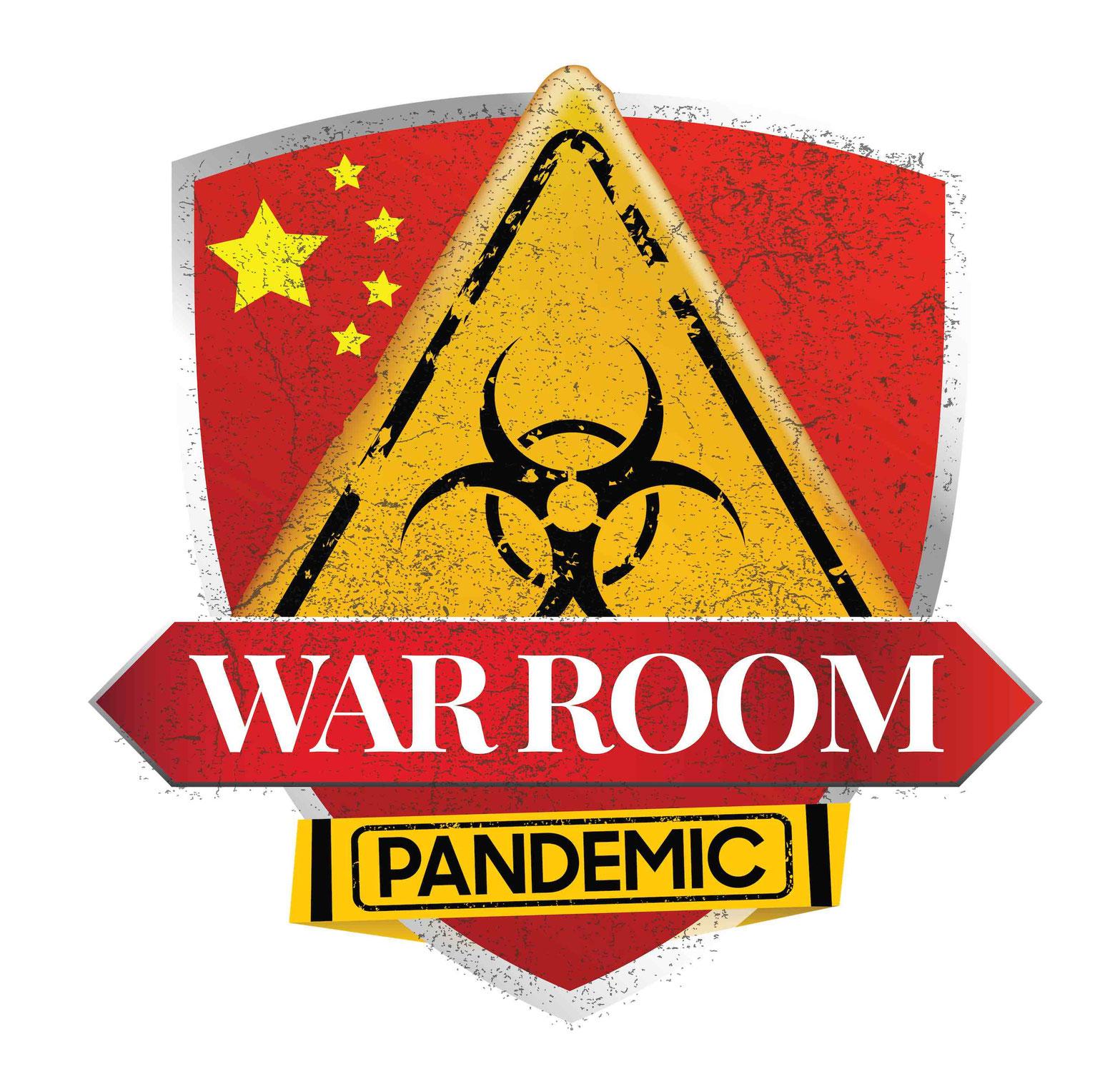 WAR ROOM:パンデミック「Foxニュースに代わる共和党員と極右のプラットフォーム」