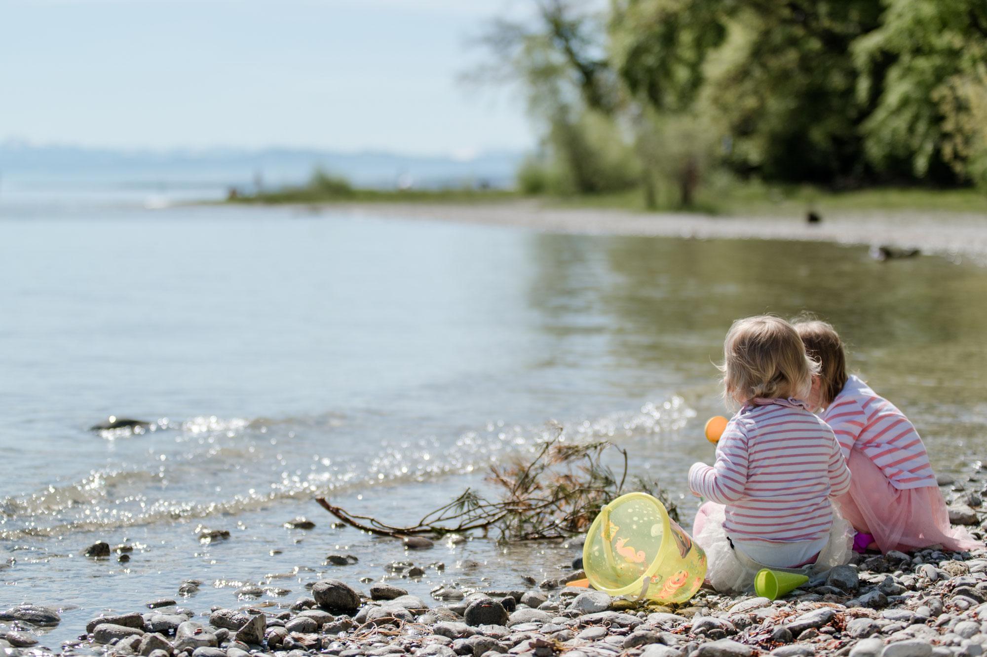 Ein Muttertagsshooting am See