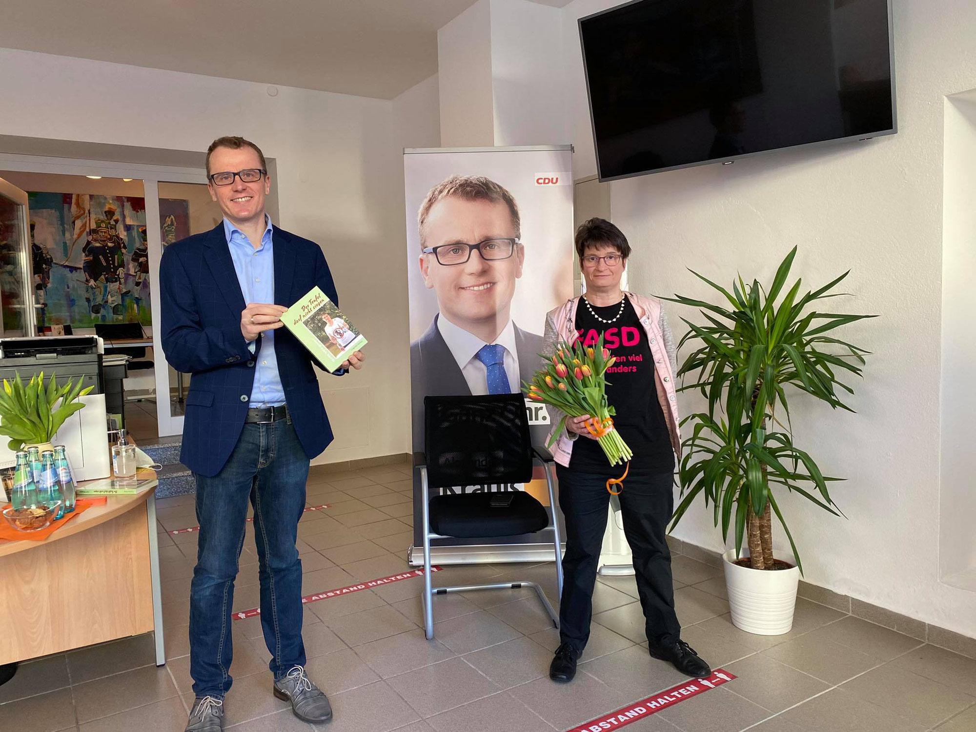 Annabergerin veröffentlich zweites Buch zum Thema FASD