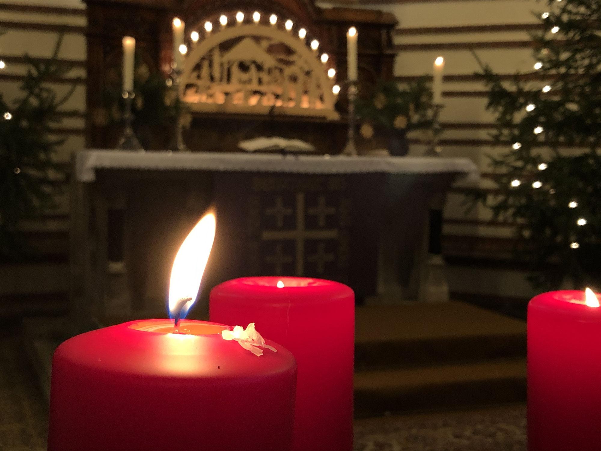GD zum 4. Advent mit Carsten Friedrich