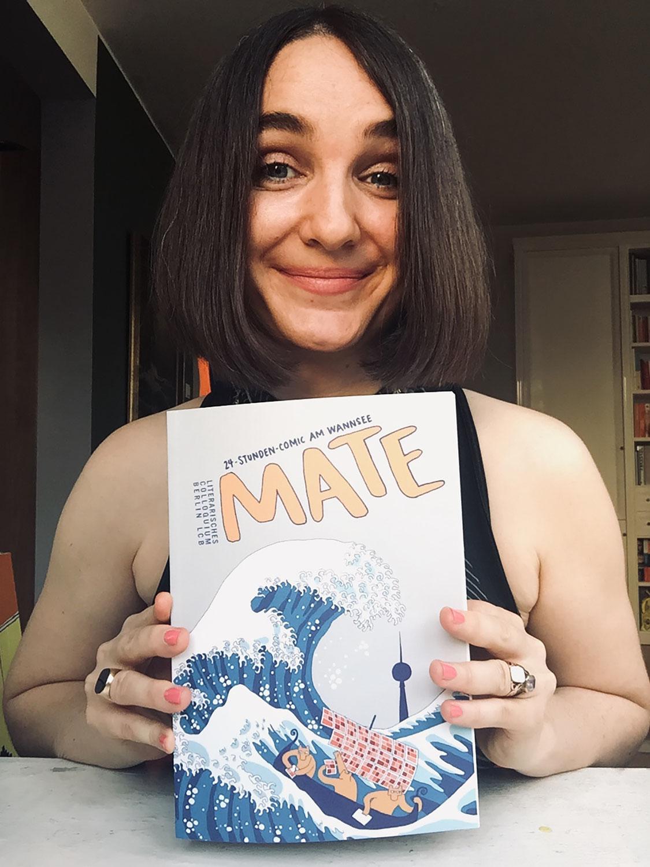 """Comic Kompendium """"MATE"""""""